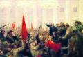 Lenin proclaims Soviet power.jpeg